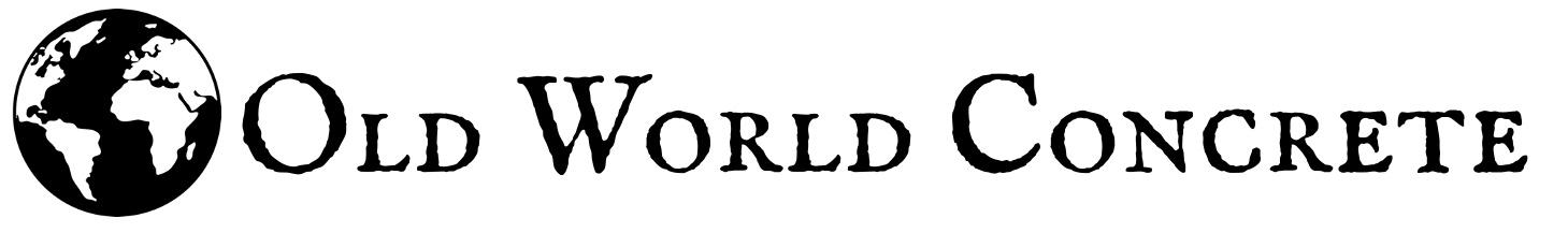 Old World Concrete, Inc.